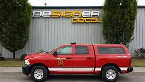 designer decal emergency vehicle graphics With emergency vehicle lettering