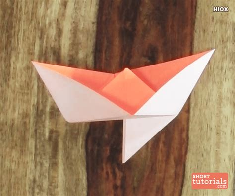 How To Make A Paper Boat Procedure by Paper Knife Boat