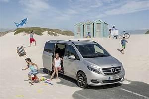 Mercedes Monospace : mercedes debuts new v class van ~ Gottalentnigeria.com Avis de Voitures