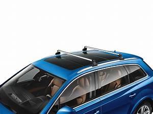 Audi Q7 Base Carrier Bars - 4m0071151
