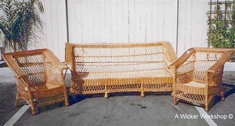 100 wicker furniture repair near me family business