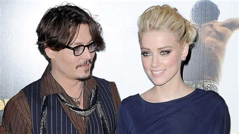 Amber Heard and Johnny Depp Engaged - YouTube