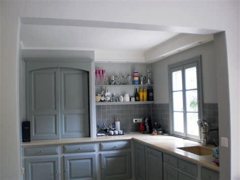cuisine relookee grise fabulous chambre fille cabane repeinte en gris