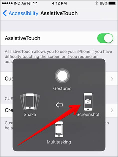 how to take screenshot on iphone 5 how to take screenshot on iphone without home and power button