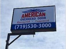 Garage Doors & Repair Services near Colorado Springs, CO