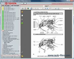 Toyota Land Cruiser    Prado  Repair Manuals Download