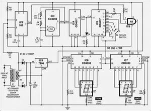 Solar Panel Circuit Diagram