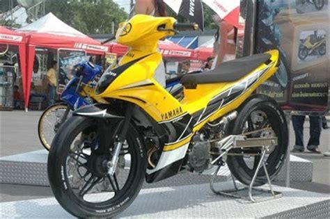 Jupiter Z Thailand Look Style by Motor Kit Cars Yamaha Racing Modifikasi