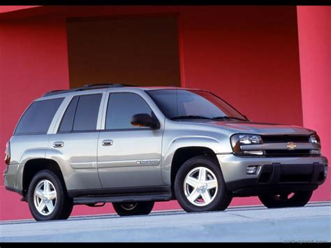 Chevrolet Trailblazer Picture by 2005 Chevrolet Trailblazer Suv Specifications Pictures