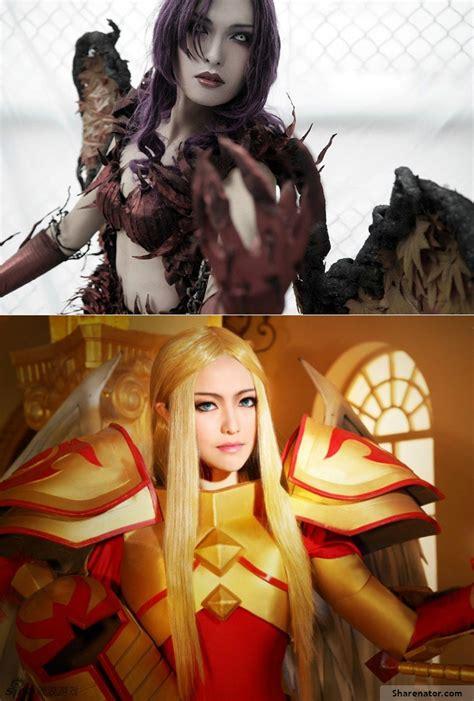 League Of Legends Kayle Or Morgana Sharenator