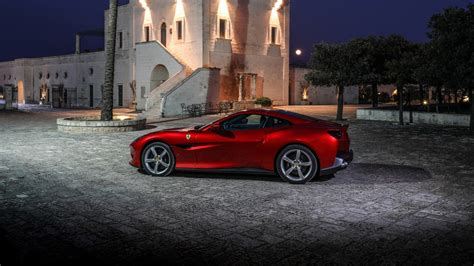 2018 Ferrari Portofino 4k 2 Wallpaper