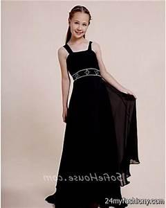 long black dresses for teenagers 2016-2017 | B2B Fashion
