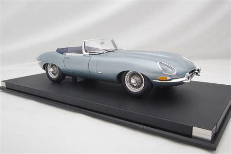 Jaguar E-type Series in 1:8 scale, coming soon - Amalgam ...