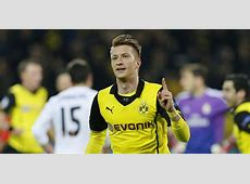 Marco Reus Wants Manchester United Move Transfer Talk