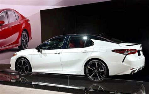 2019 Toyota Camry Hybrid XSE Release Date, Price and Specs ...