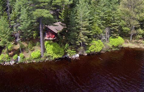 JP Morgan Adirondack Great Camp Uncas Raquette Lake, NY