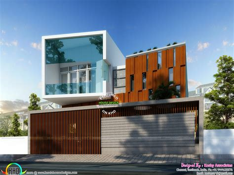 modern contemporary house ultra modern house architecture kerala home design