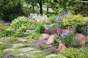 Gartenanlagen Mit Steinen : paillage min ral crit res de choix et prix ooreka ~ Markanthonyermac.com Haus und Dekorationen