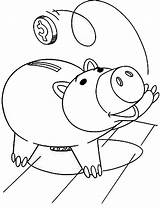 Piggy Coloring Toy Bank Hamm Story Pages Drawing Clipart Kermit Frog Banker Miss Drawings Sketch Template Clipartpanda Getdrawings sketch template