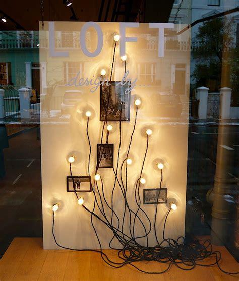 Weihnachtsdeko Fenster Modern by Modern Shop Window Quot Tree Quot Retail