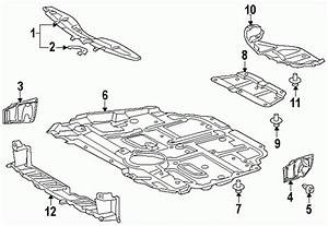 2010 Toyota Prius Parts Diagram
