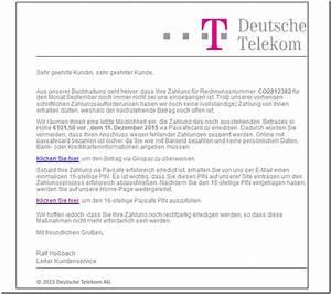 Telekom Rechnung Nicht Bezahlt Was Passiert : ihre rechnung ist noch nicht bezahlt mimikama ~ Themetempest.com Abrechnung