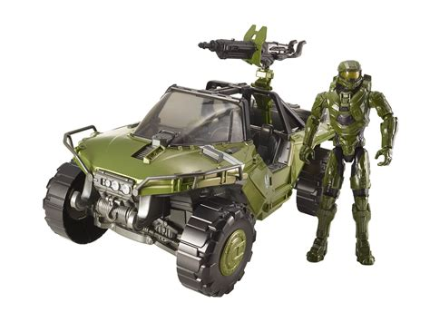 halo warthog mattel signs deal to produce halo toys the toyark news