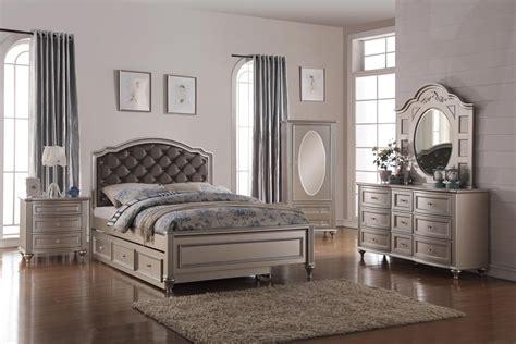 Chantilly Full Bedroom Set At Gardner White