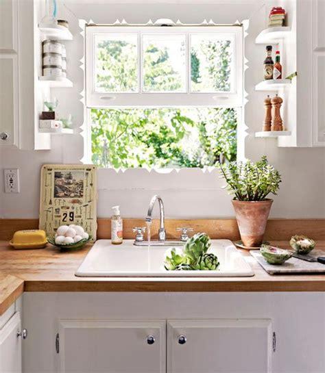 kitchen window shelf ideas dream lane such pretty kitchens