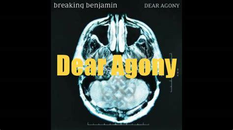 Breaking Benjamin  Dear Agony(song) Download With Lyrics