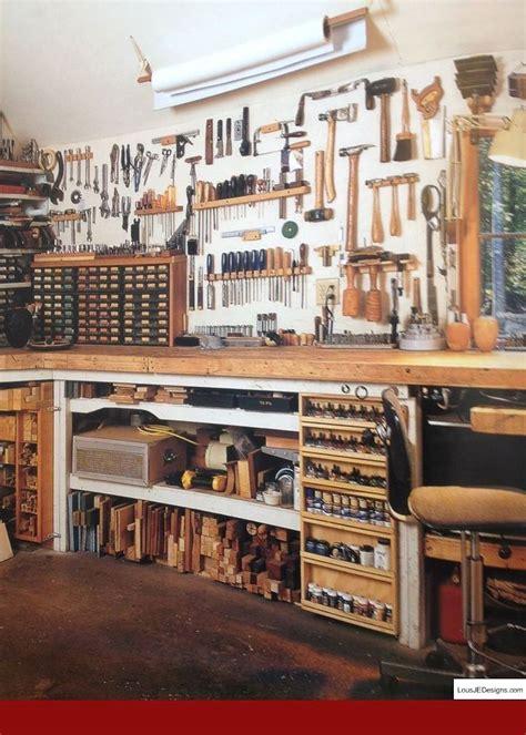 create   garage workshop garage