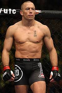 """Georges """"Rush"""" St. Pierre MMA Stats, Pictures, News ..."""