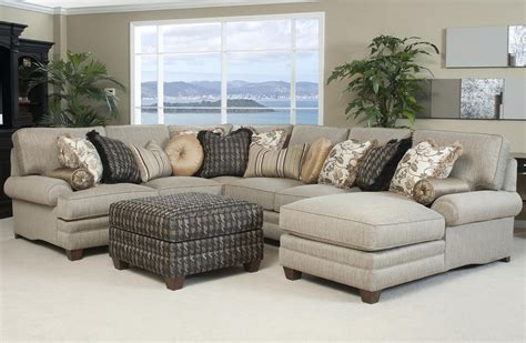 comfy sectional sofa fontaine sectional sofa  comfy  quot deep oversized thesofa