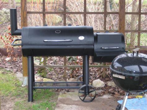 weber grill kugel bison smoker aufgebaut grillforum und bbq www grillsportverein de