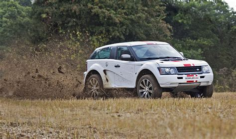 land rover bowler exr s bowler motorsport and land rover make it official