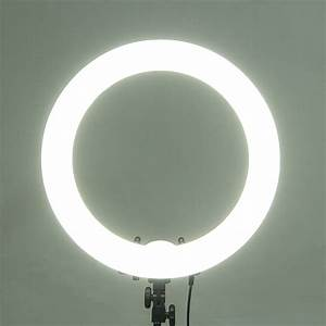 Ring Leuchtstoffröhre Led : 18 inch 5500k 55w dimmable photo fluorescent led ring light kit with tripod stand ~ Markanthonyermac.com Haus und Dekorationen