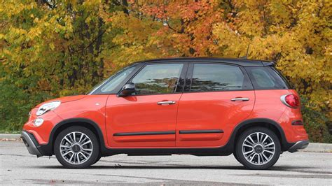 Review Of Fiat 500l by 2019 Fiat 500l Review Motor1 Photos
