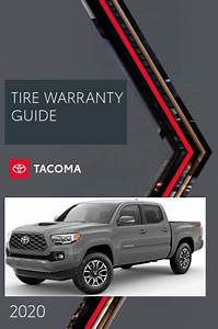 2020 Toyota Tacoma Tire Warranty Guide Free Download Free