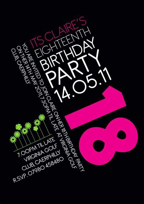 birthday invitation idea party  birthday