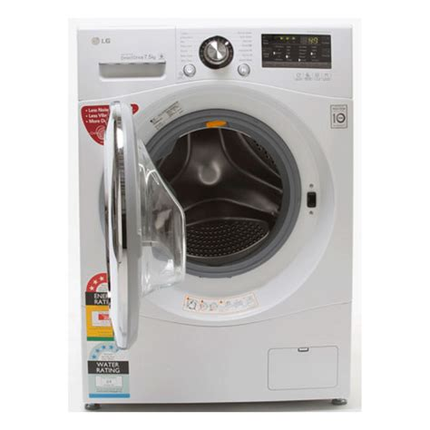 cleaning front load washer lg wd14023d6 7 5kg front load washing machine home clearance