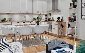 salon moderne scandinave des idees novatrices sur la With idee couleur peinture couloir 15 deco scandinave 30 idees sur linterieur de style pur et