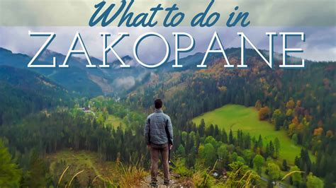 What To Do by Zakopane Poland What To Do In The Tatras
