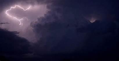 Rain Lightning Gifs Gifer Acid Quite While