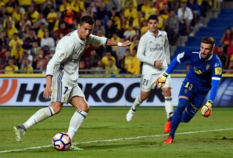 Spanish La Liga Report: Las Palmas v Real Madrid 24 ...