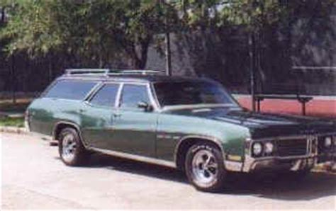 1970 Buick Station Wagon by 1970 Buick Estate Wagon Station Wagon