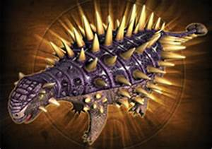 Image - Saichania.jpg - Dinosaur King Fanon Wiki