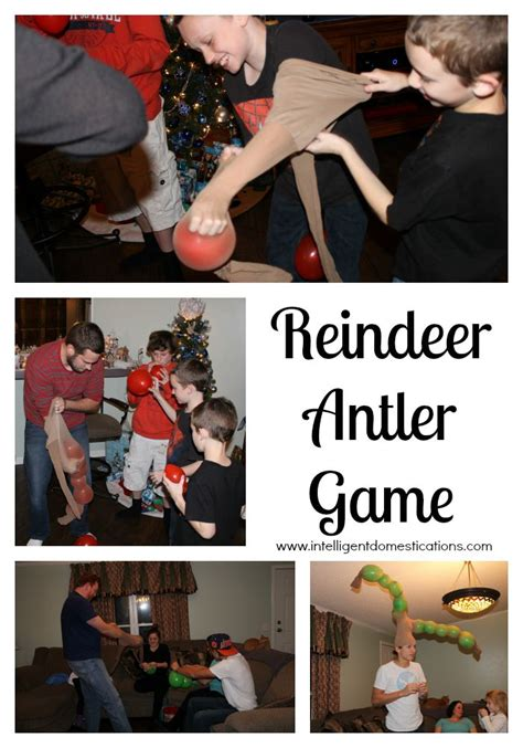 christmas party games intelligent domestications