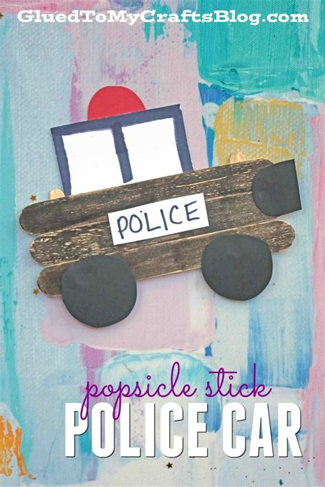 25 Best Ideas About Police Crafts On Pinterest Community Helpers