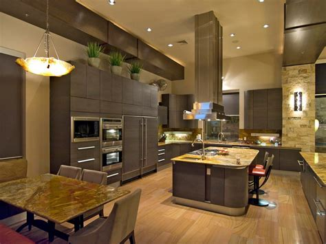 53 High-end Contemporary Kitchen Designs (with Natural