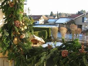 bild 1 aus beitrag kleine diebe With französischer balkon mit deko garten weihnachten
